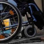Rn,28/03/06: pedana per portatori di handicap ©Riccardo Gallini_GRPhoto